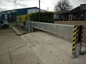 Automatic Cantilever Security Gate Ponsbourne Park