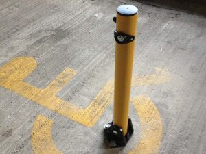 Manual Lockable Laydown Bollard