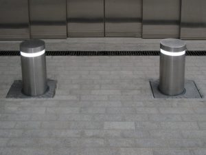 Urbaco Automatic Rising Bollards