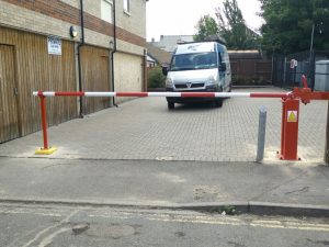 Commercial Security Barriers Ponsbourne Park