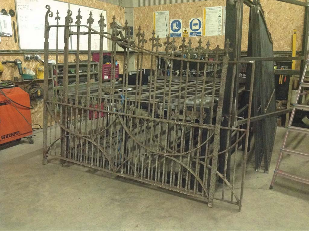 Listed Gate Restoration